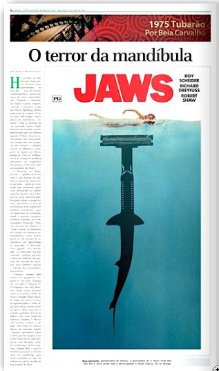 Tubarão, Spielberg, 1975