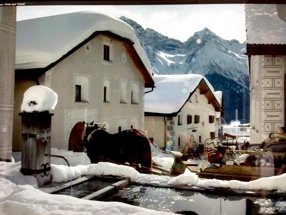 Férias de Inverno na Suíça