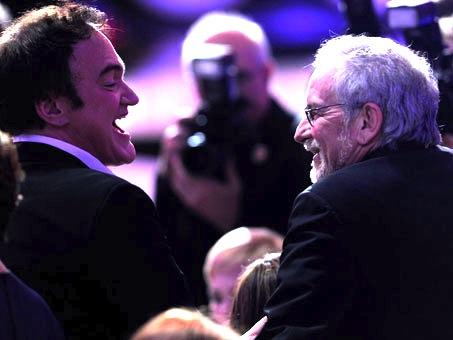 Tarantino e Spielberg