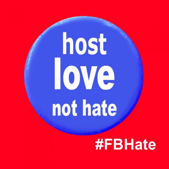 #FBHate