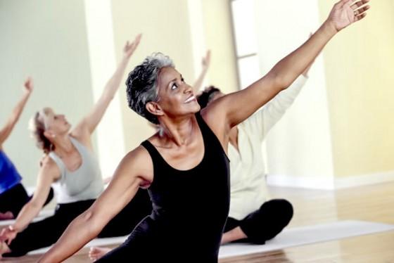 Exercícios na meia idade: comece!