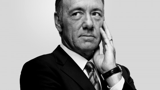 Kevin Spacey-Frank Underwood