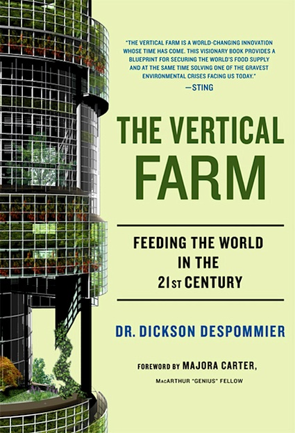 Livro The Vertical Farm