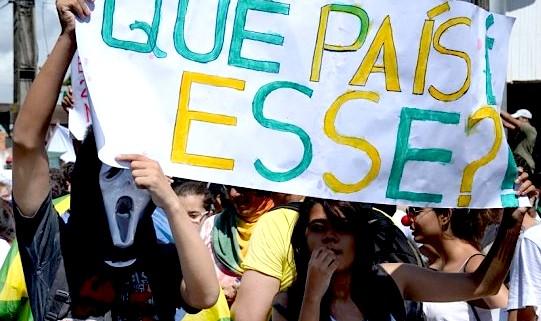 Copa  & Manifestações (Fortaleza)