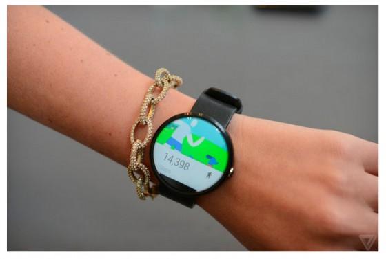 SmartWatch Motorola - Moto 360