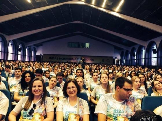 16° Encontrão, Guarapari-ES: mais de 1.000 na plateia