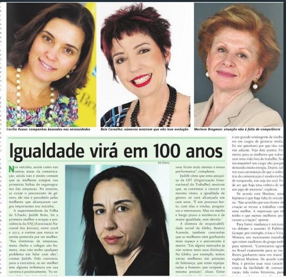 Beia Carvalho: Dia Internacional da Mulher 2015