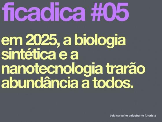 FICADICA #05. Se liga nas dicas do FUTURO! Colecione!