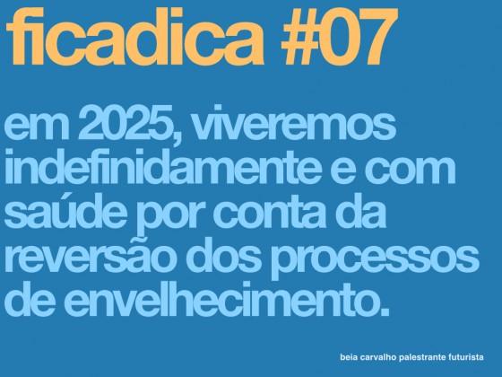 FICADICA #07. Se liga nas dicas do FUTURO! Colecione!