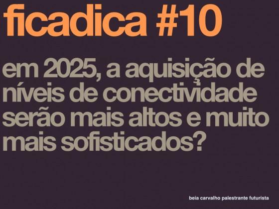 FICADICA #10. Se liga nas dicas do FUTURO! Colecione!
