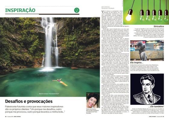Beia Carvalho fala de Inspiração, no PropMark
